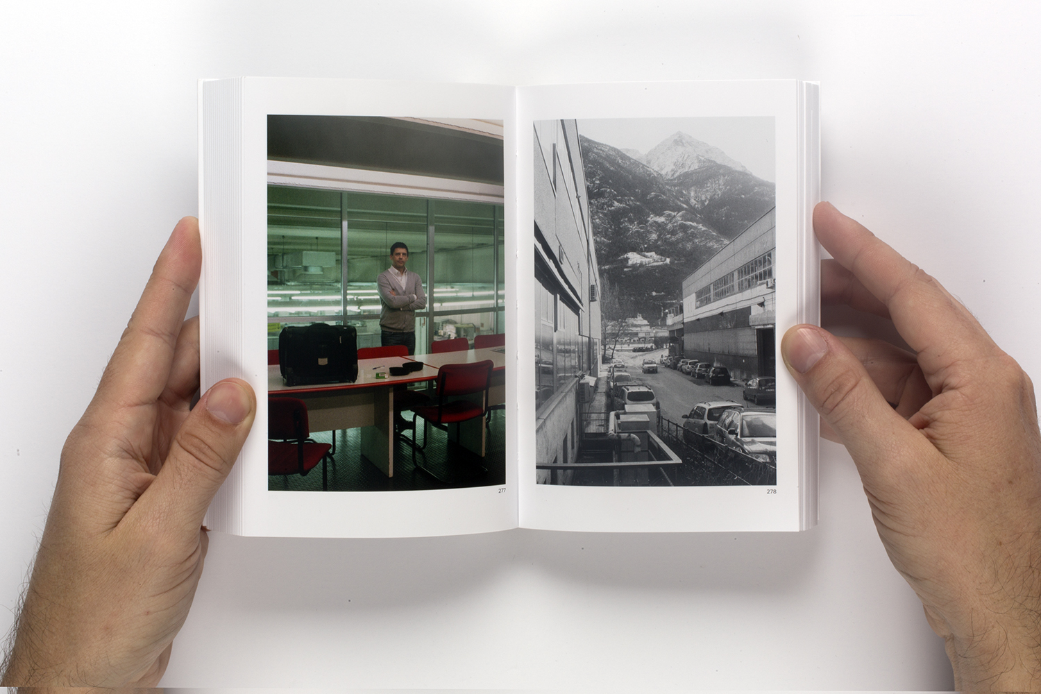 Industrial Portraits: Volume One, 2008–2012 , Monograph, (Zurich: JRP|Ringier, 2017), with introduction by Hans Ulrich Obrist.