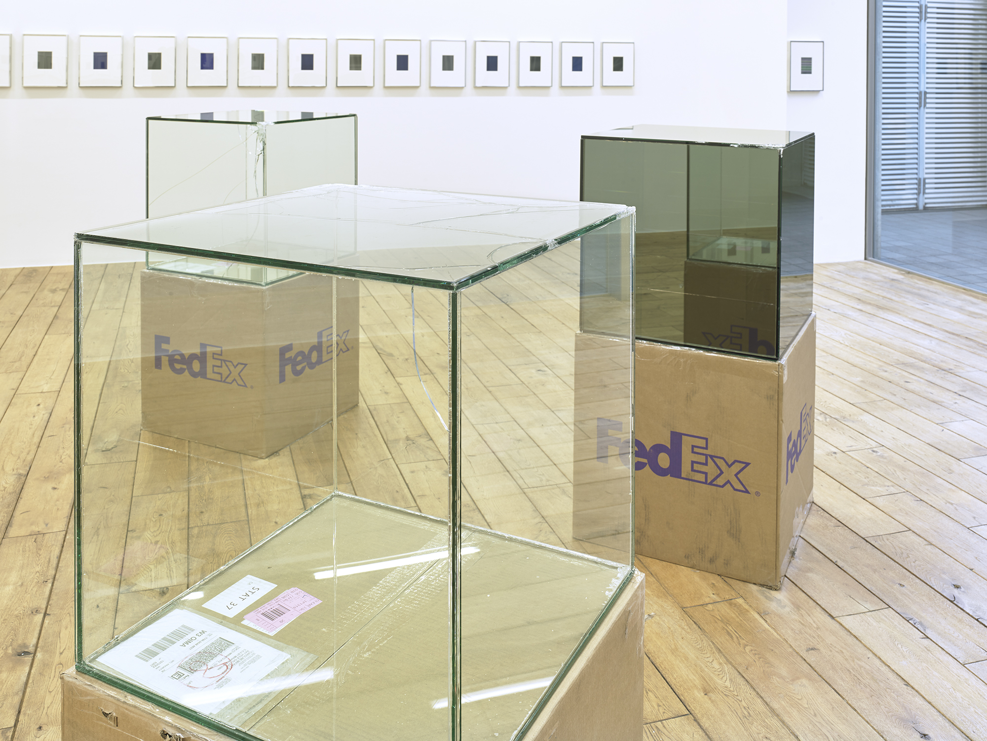Transparencies   Rat Hole Gallery  Tokyo  Japan  2017
