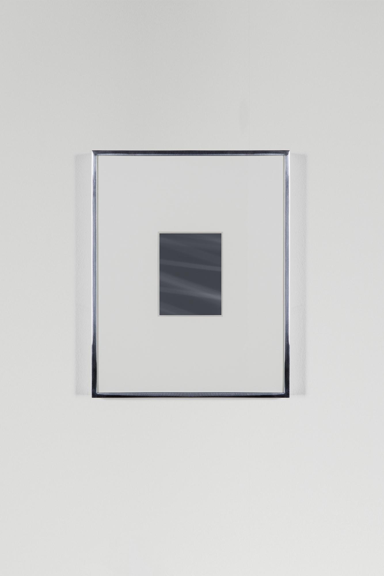 Transparency (Negative) [Kodak Portra 400NC Em. No. 1022: April 10–May 11, 2015 LAX/EWR/MXP FCO/EWR/LAX]    2017   Epson Ultrachrome K3 archival ink jet print on Museo Silver Rag Paper  14 x 11 inches   Transparencies, 2014–