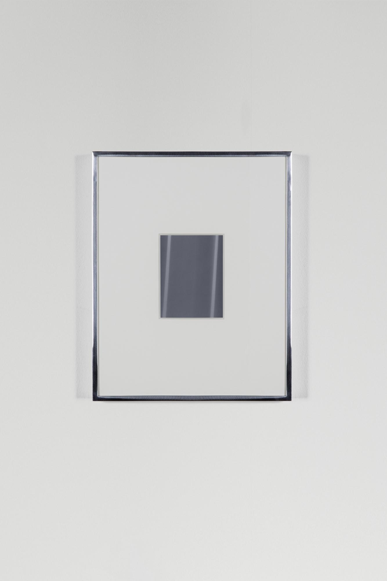 Transparency (Negative) [Kodak Portra 400NC Em. No. 1022: June 5–15, 2015 LAX/JFK EWR/LHR LHR/LAX]    2017   Epson Ultrachrome K3 archival ink jet print on Museo Silver Rag Paper  14 x 11 inches   Transparencies, 2014–