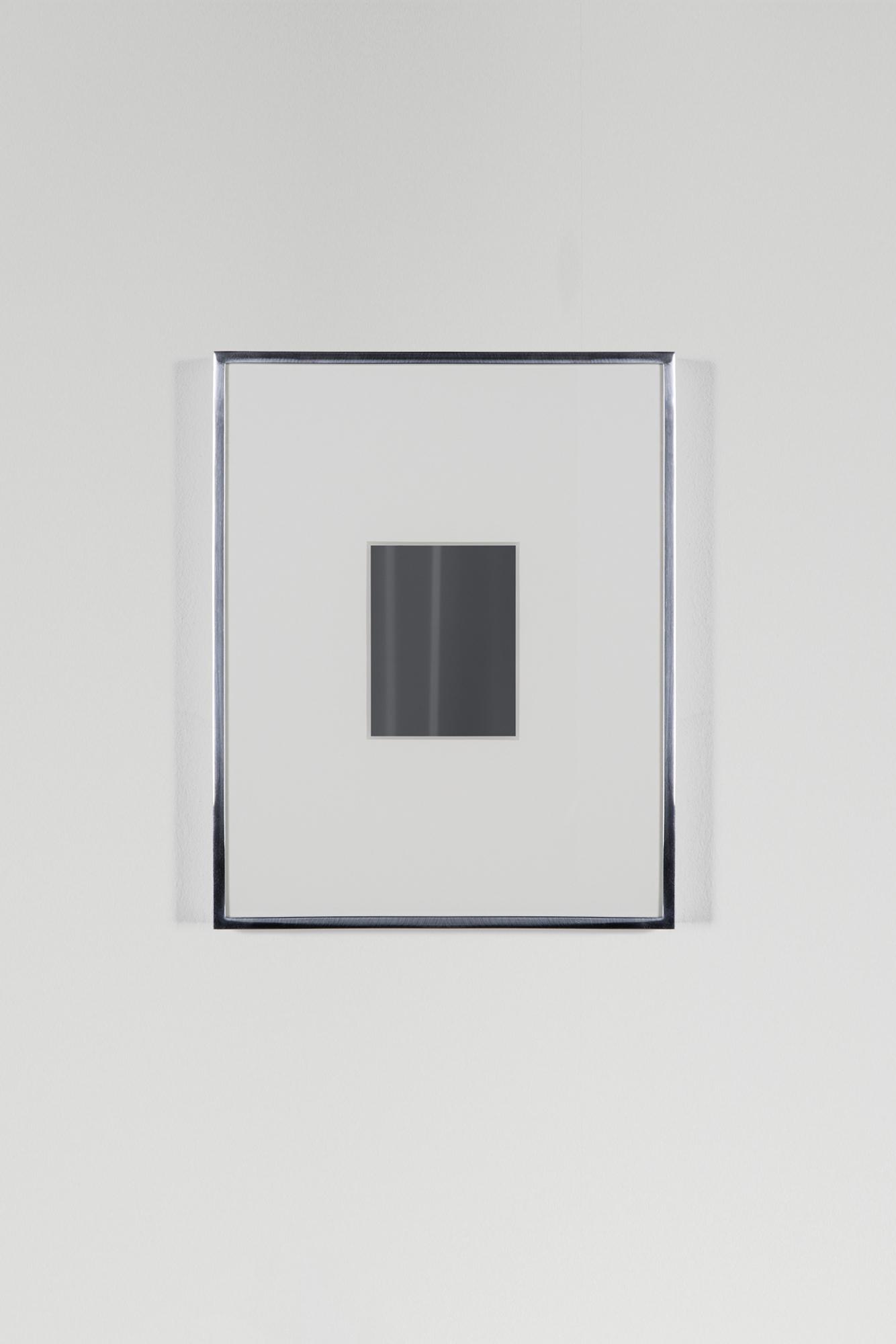 Transparency (Negative) [Kodak Portra 400NC Em. No. 1022: May 1–9, 2016 LAX/JFK EWR/LAX]    2017   Epson Ultrachrome K3 archival ink jet print on Museo Silver Rag Paper  14 x 11 inches   Transparencies, 2014–