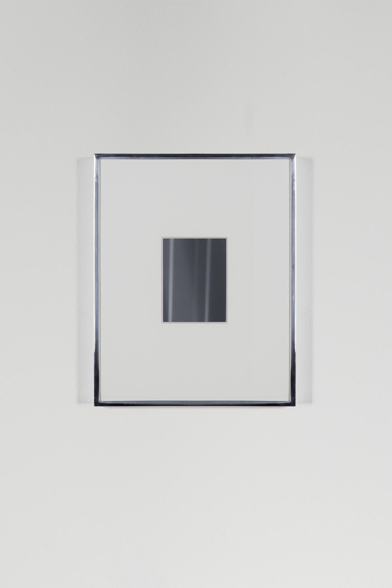 Transparency (Negative) [Kodak Portra 400NC Em. No. 1022: May 27–July 7, 2016 LAX/JFK EWR/FRA/GVA MRS/ATH/JMK JMK/FCO FCO/MRS MRS/LHR LHR/LAX]    2017   Epson Ultrachrome K3 archival ink jet print on Museo Silver Rag Paper  14 x 11 inches   Transparencies, 2014–