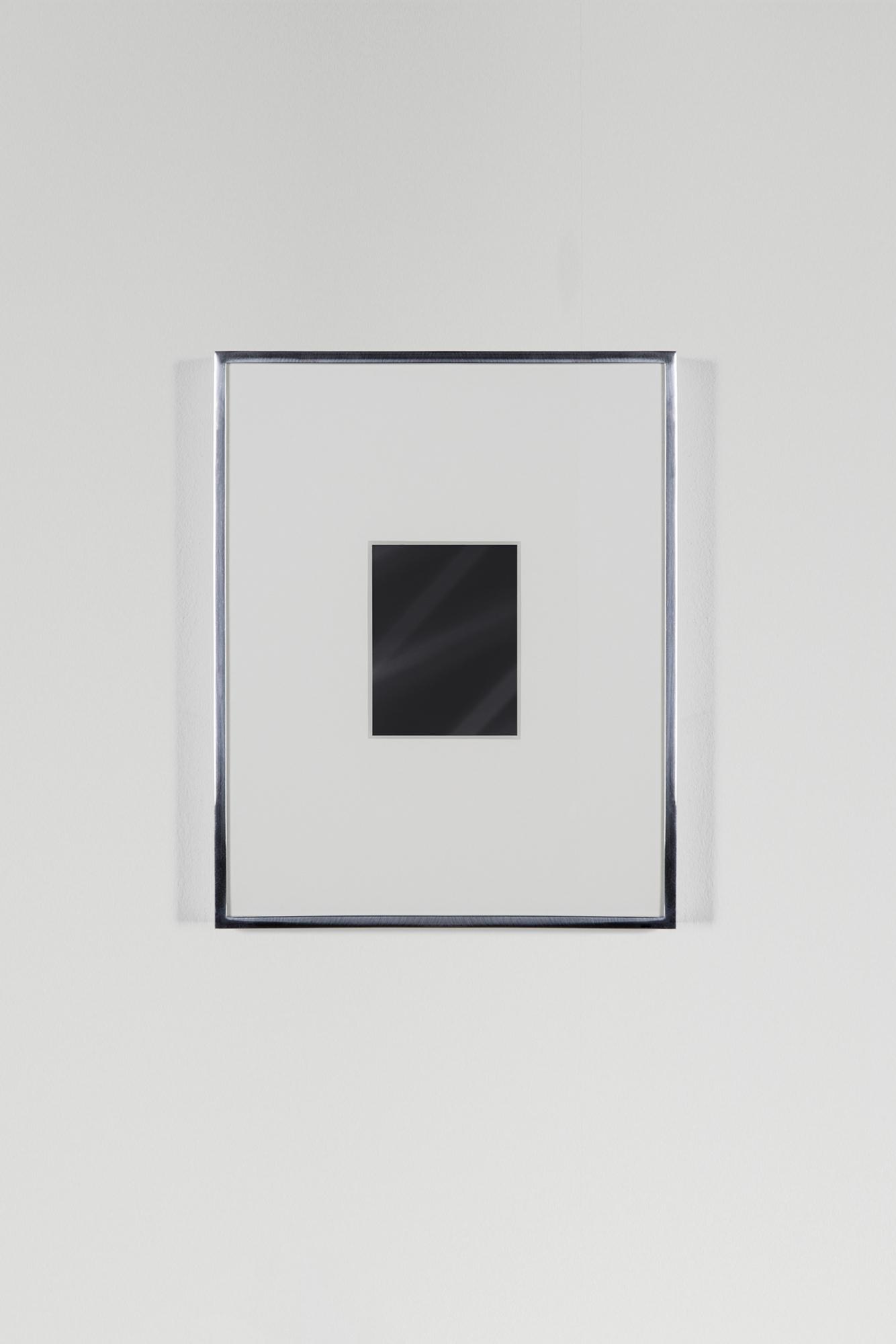 Transparency (Negative) [Kodak Portra 400NC Em. No. 1022: November 18–30, 2016 LAX/JFK JFK/MIA MIA/LAX]    2017   Epson Ultrachrome K3 archival ink jet print on Museo Silver Rag Paper  14 x 11 inches   Transparencies, 2014–