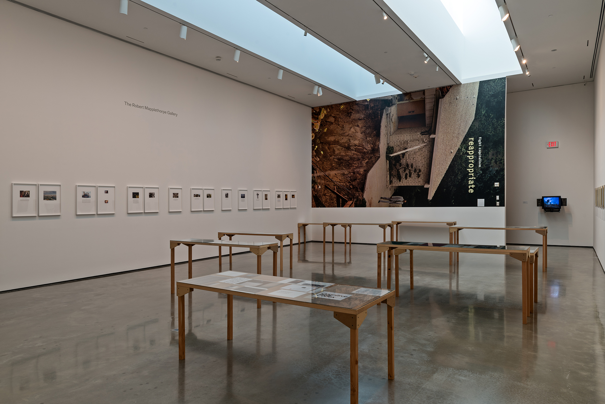 Picture Industry , Hessel Museum, Center for Curatorial Studies, Bard College, Annandale-on-Hudson, NY, 2017.     Wolfgang Tillmans, Lewis Baltz, Kelley Walker, and Stan Douglas