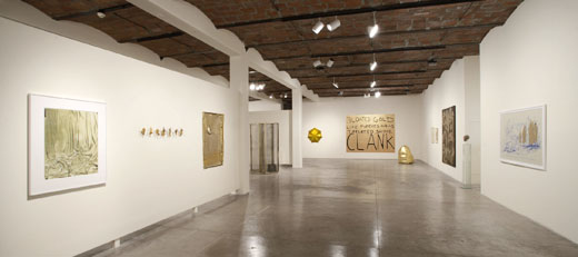 The Gold Standard —co-curated with Bob Nickas, P.S.1 Contemporary Art Center, Long Island City, NY.