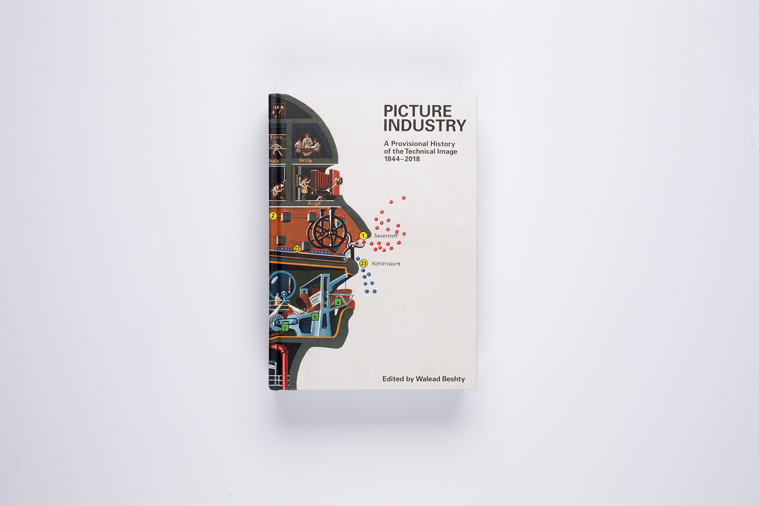 Walead Beshty, ed.,  Picture Industry: A Provisional History of the Technical Image, 1844–2018 , ex. cat. (Zurich: JRP|Ringier, CCS Bard, and Luma Foundation, 2018), with a foreword by Maja Hoffmann and Tom Eccles.