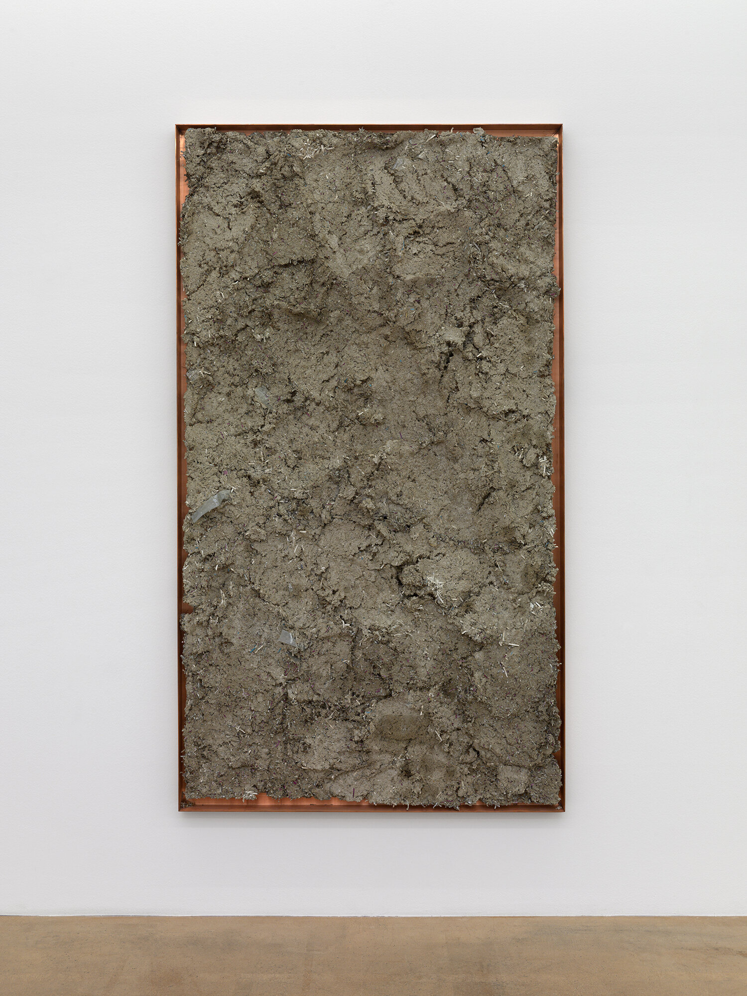 Selected Works (2012–2013/April 2, 2012–June 3, 2013)    2014   Color photographic paper, black and white photographic paper, archival inkjet papers  90 x 50 inches   Musée d'art moderne et contemporain, 2019