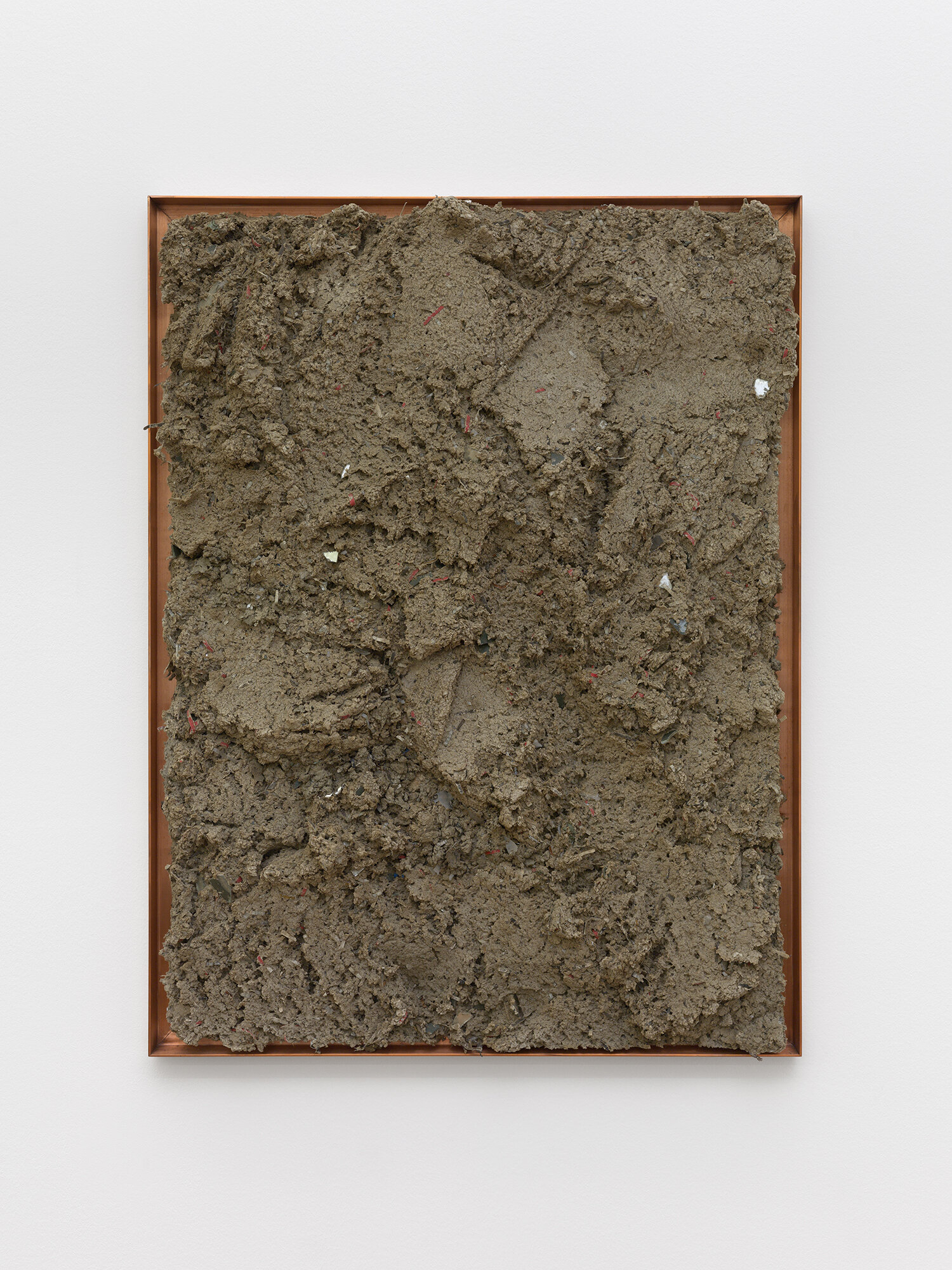 Selected Works (2012–2013/September 5, 2012–March 12, 2013)   2014  Black and white fiber based photographic paper, color photographic paper, and archival inkjet papers  40 x 30 inches   Selected Works, 2008–    Musée d'art moderne et contemporain, 2019