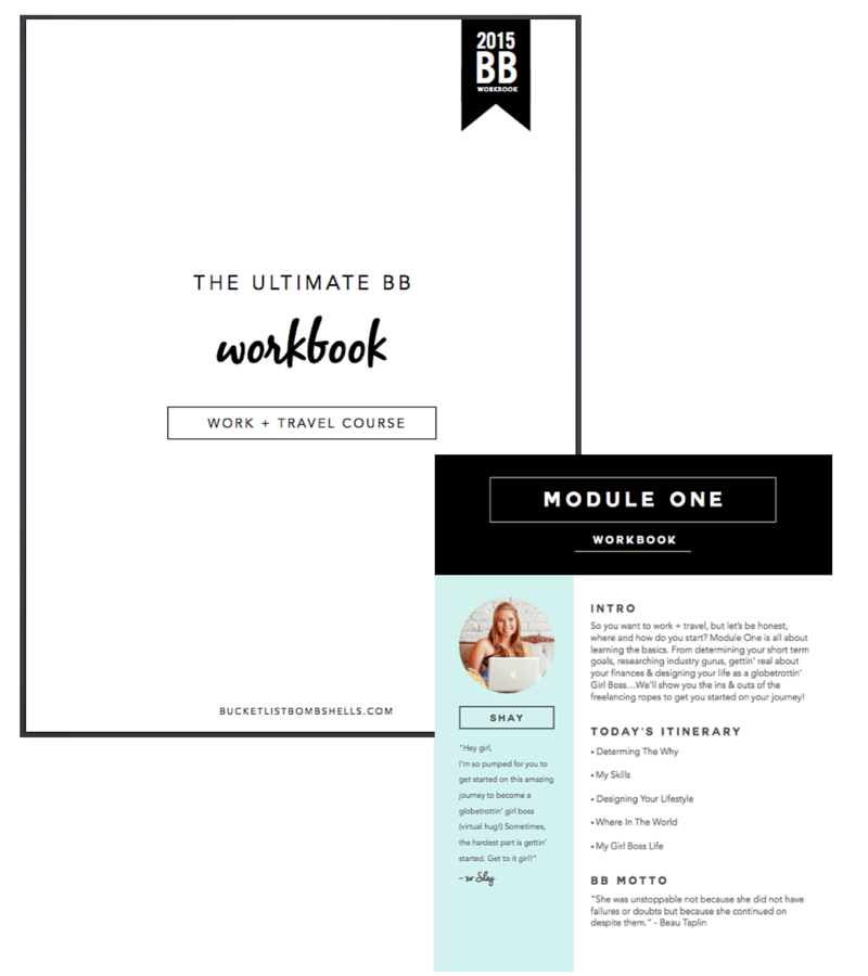 Interactive Student Workbook