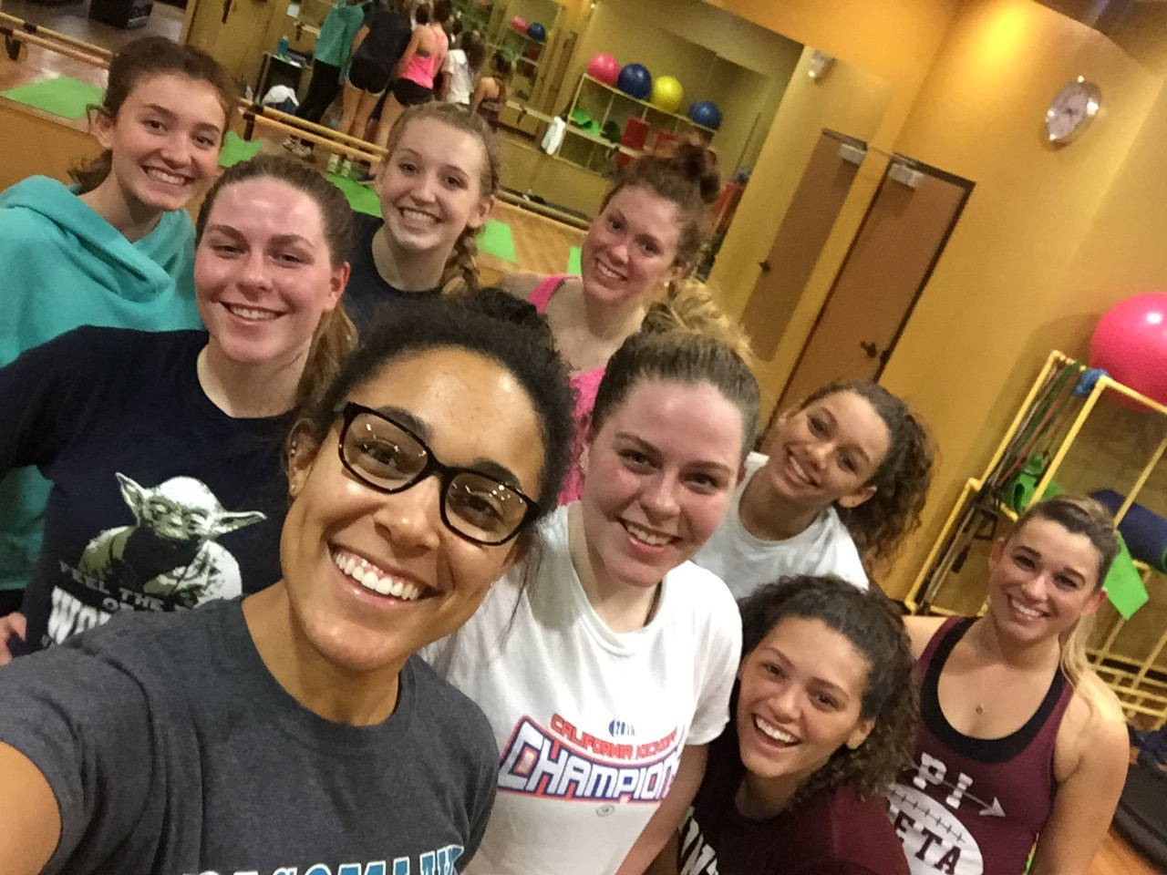 Nor Cal Club Volleyball Team