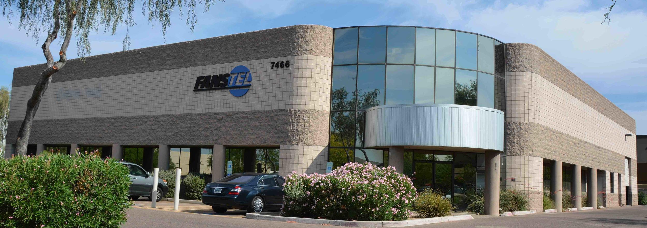 Fanstel Corp., 7466 E. Monte Cristo Ave., Scottsdale Arizona 85260 U.S.A.