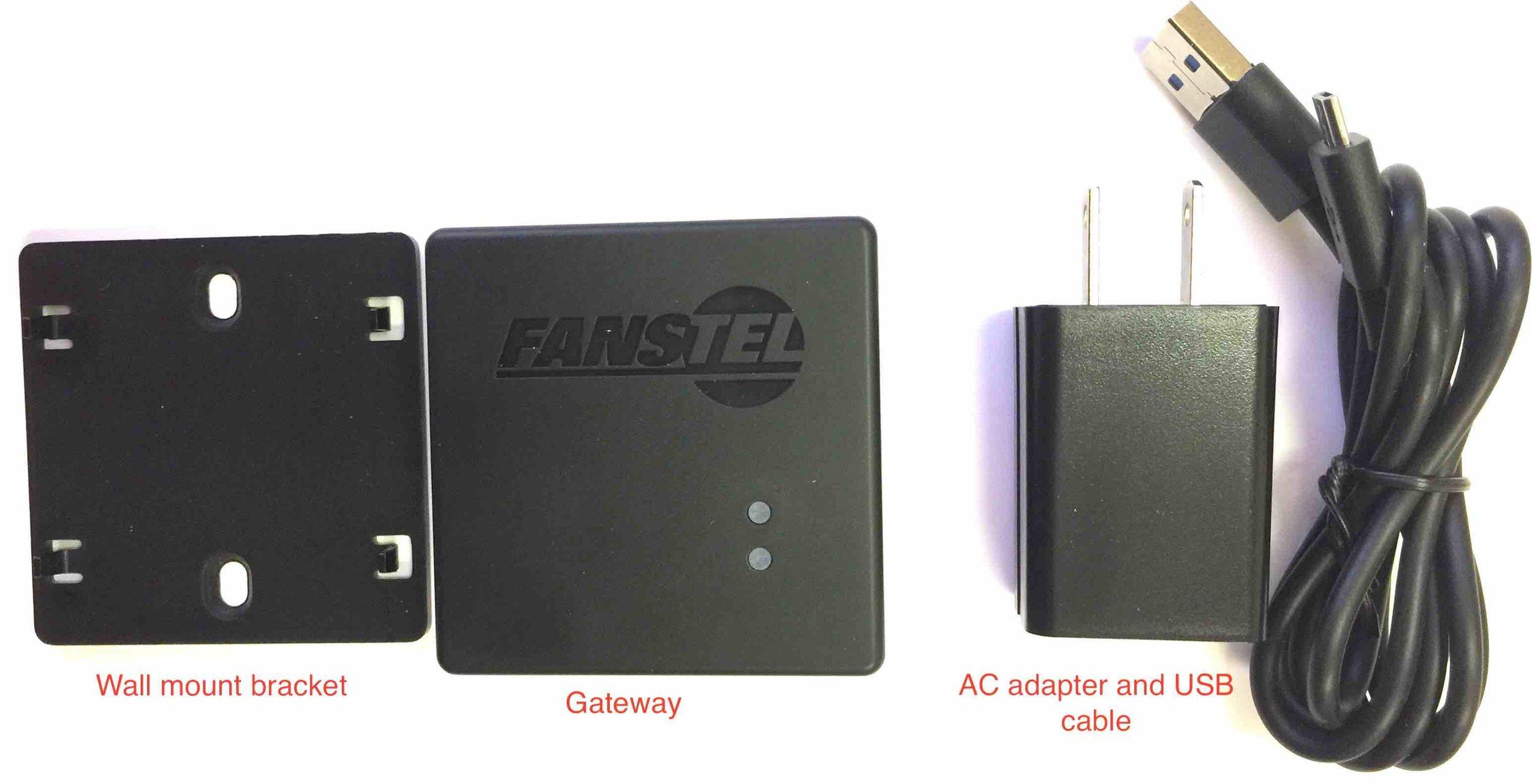 WiFi to Bluetooth 5 gateway
