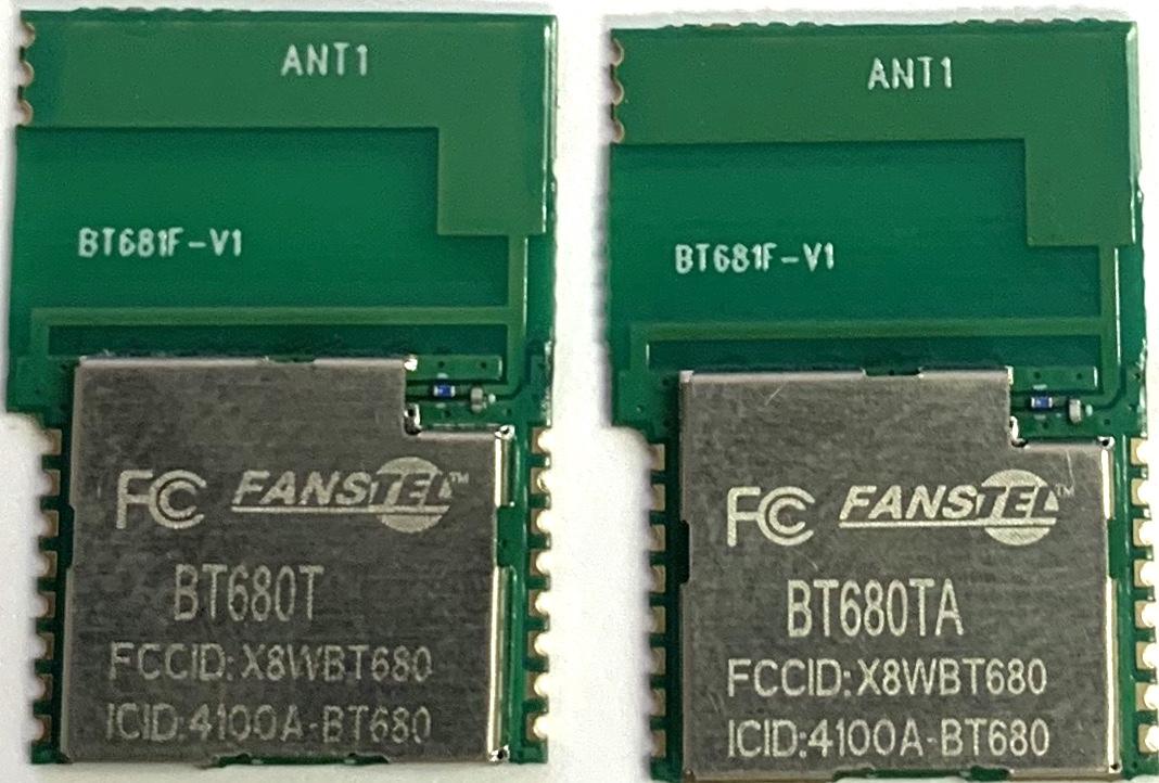BT680T, BT680TA (automobile temperature)