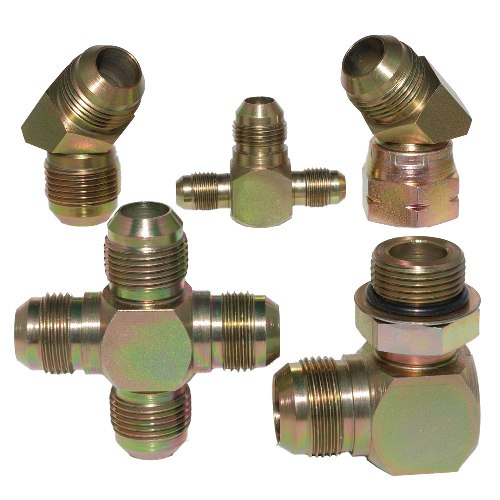 Brass-Fittings-JIC-SAE