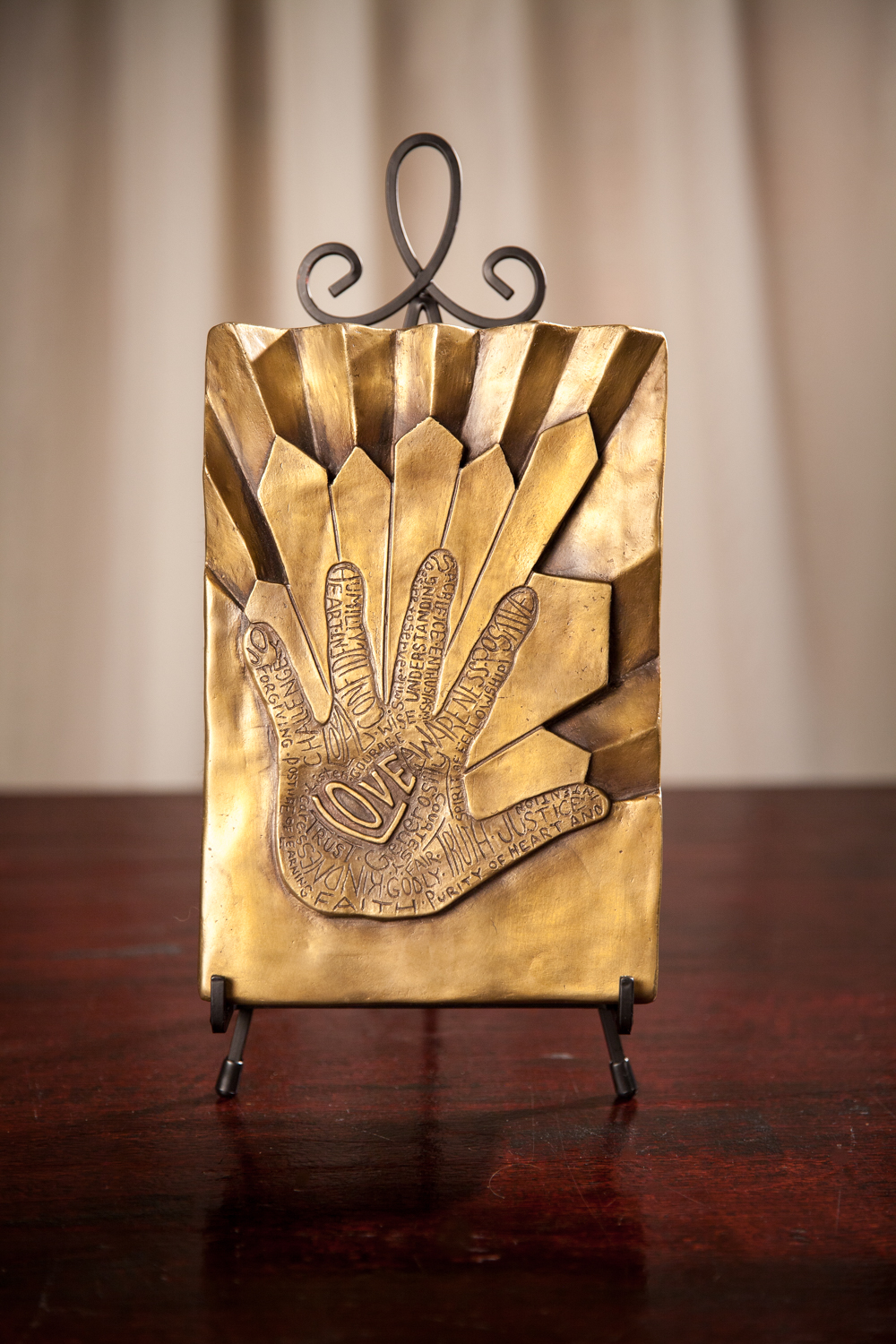 Hand Of Virtues