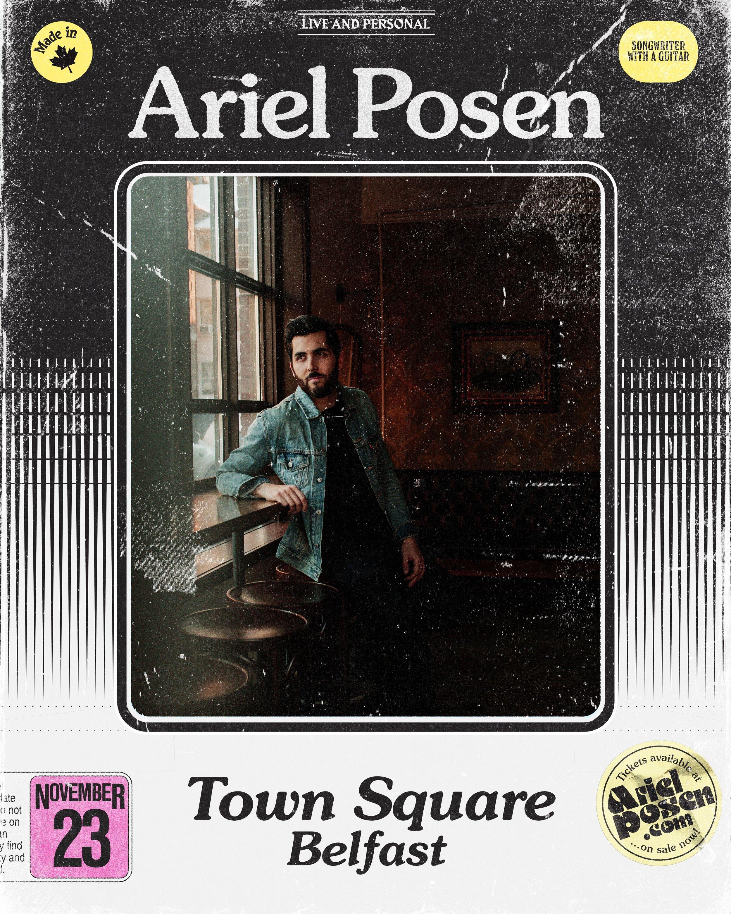 Ariel Posen+Live Music+Events+Cafe+Bar+Cocktails