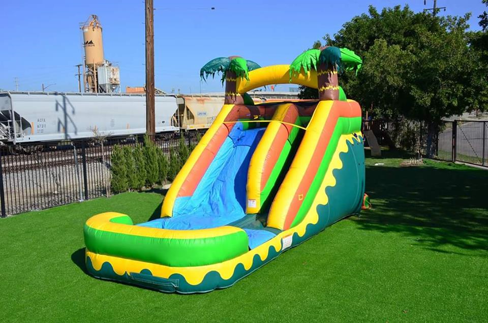 14' Xtreme Tropical Water Slide.png