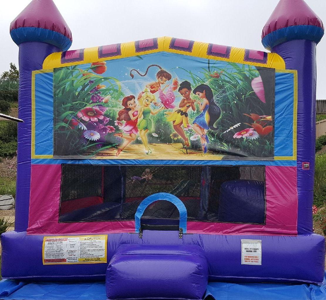 4in1 Tinkerbell Fairies Dream Castle Combo Jumper.jpg