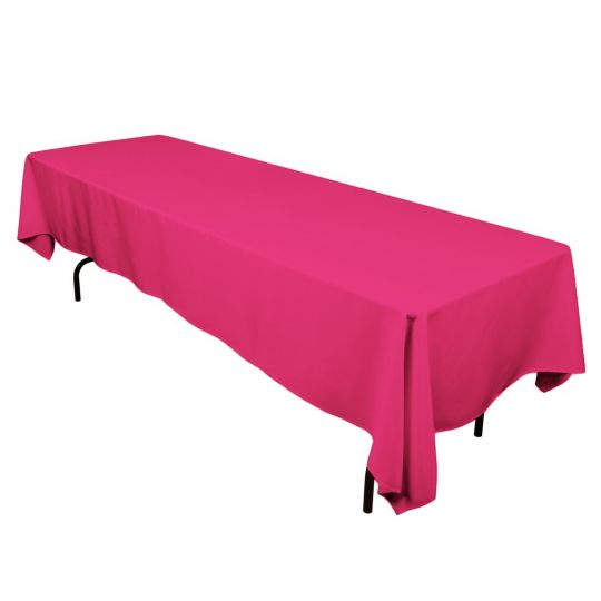 60x102 Rectangular Fuchsia Tablecloth.jpg