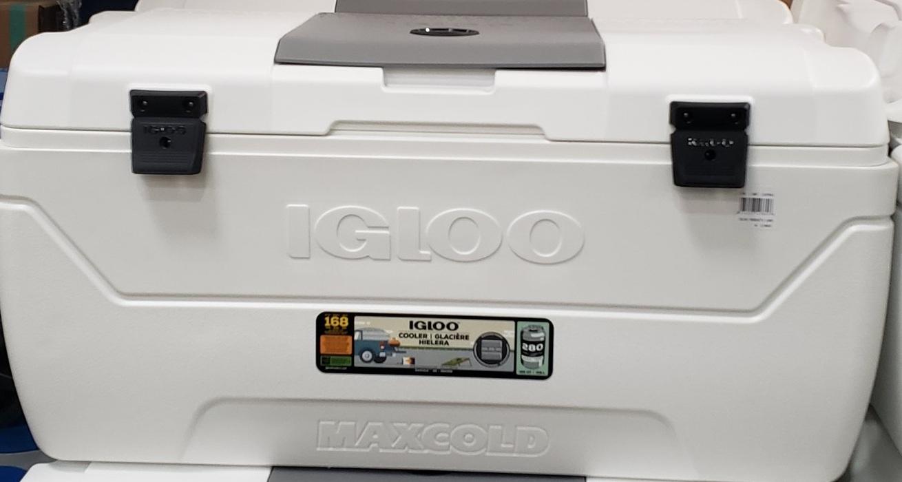 165 Qt. Cooler