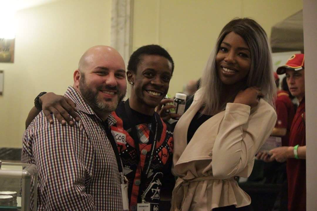 The CHA with Keynote Speaker Charlo Greene