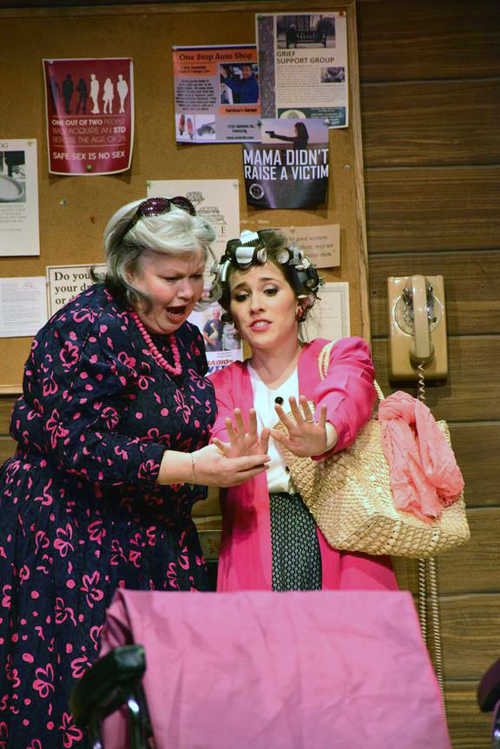 Shelby in  Steel Magnolias