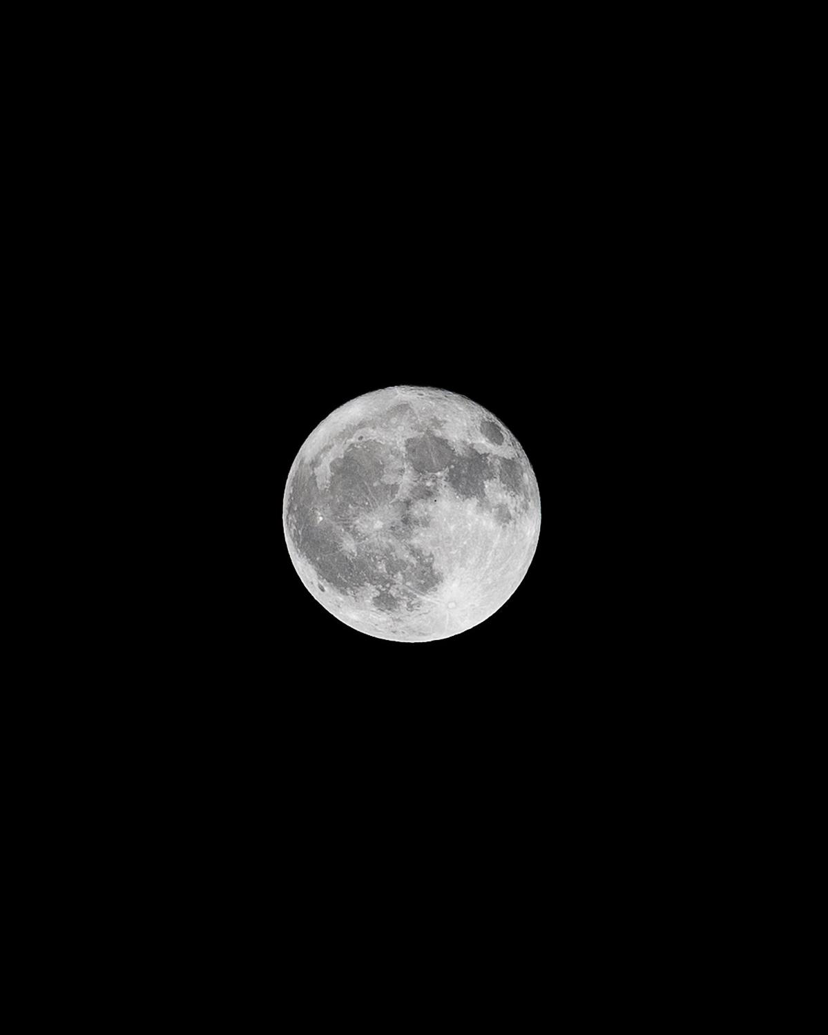 Full Moon in Brooklyn - Jimmy Larkin