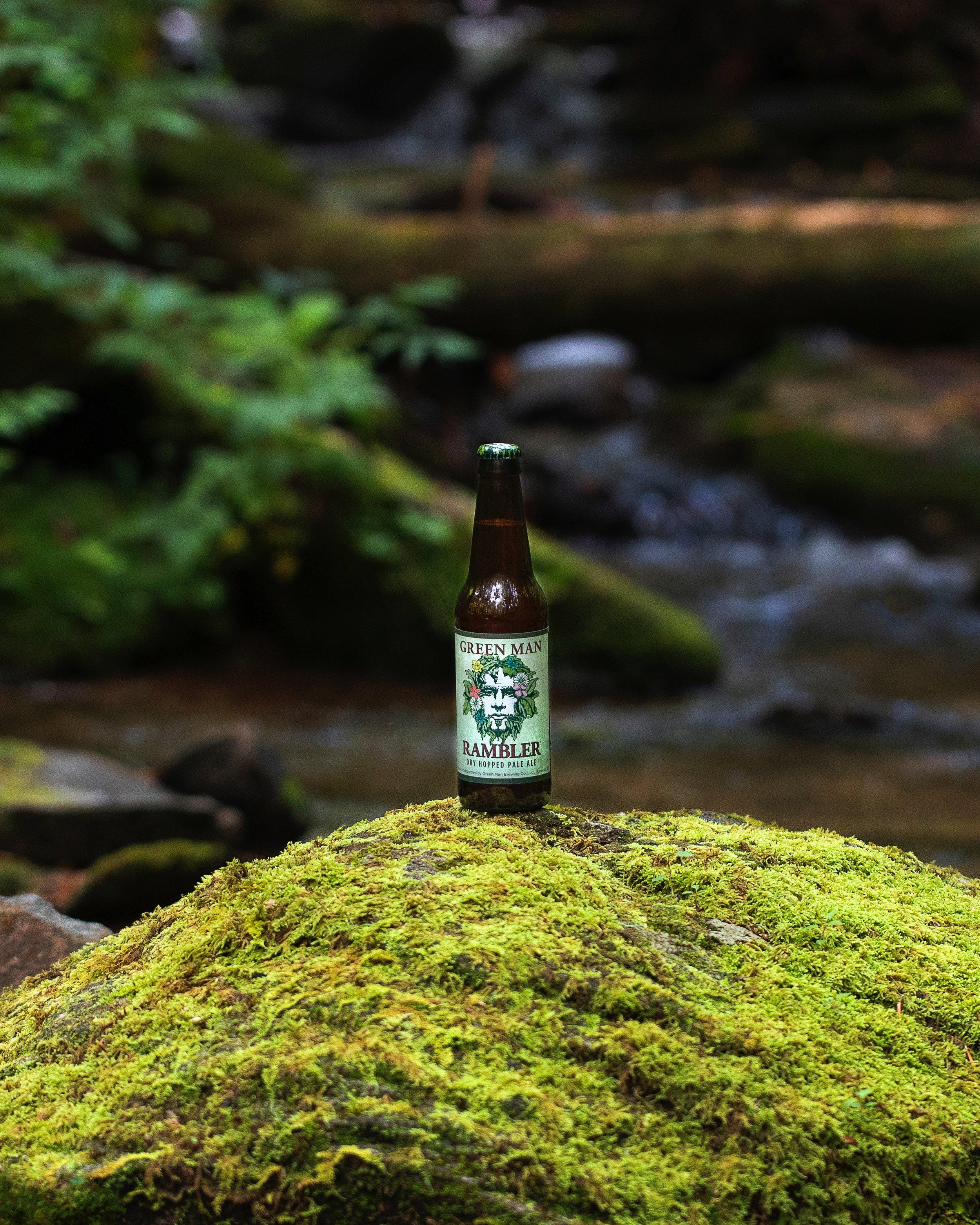 Rambler by Green Man Brewing - Jimmy Larkin