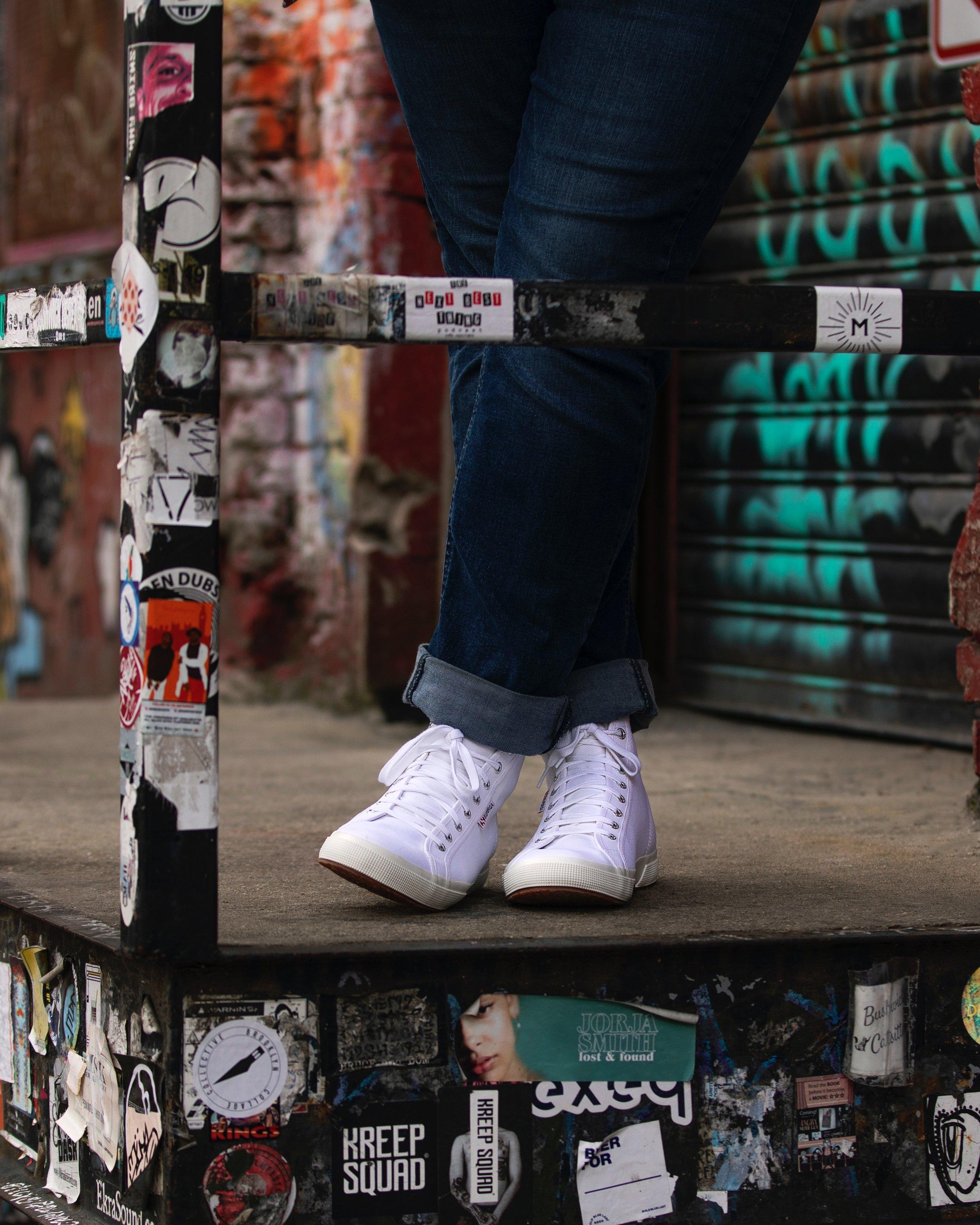 Superga Men's Sneakers 01 - Jimmy Larkin