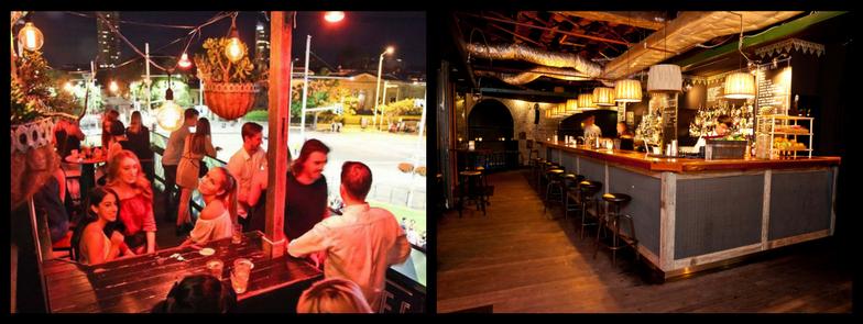 Middlebar cocktail bar darlinghurst sydney