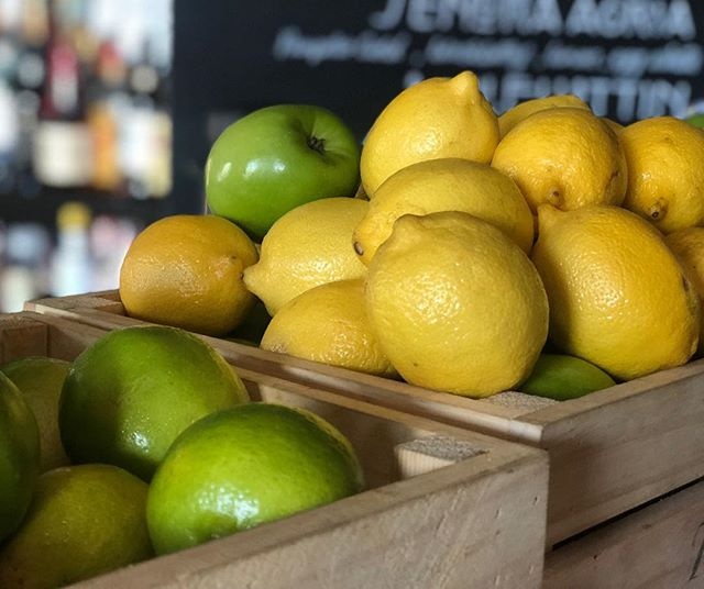 When life gives you lemons, slice them up and find the tequila! #middlebar #middlebarsyd #sydneybars