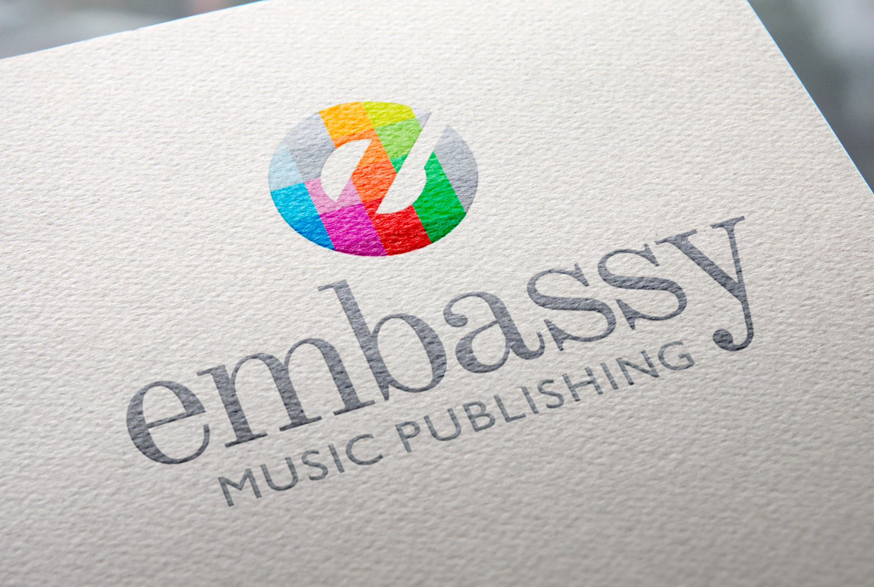 Embassy Music Logo