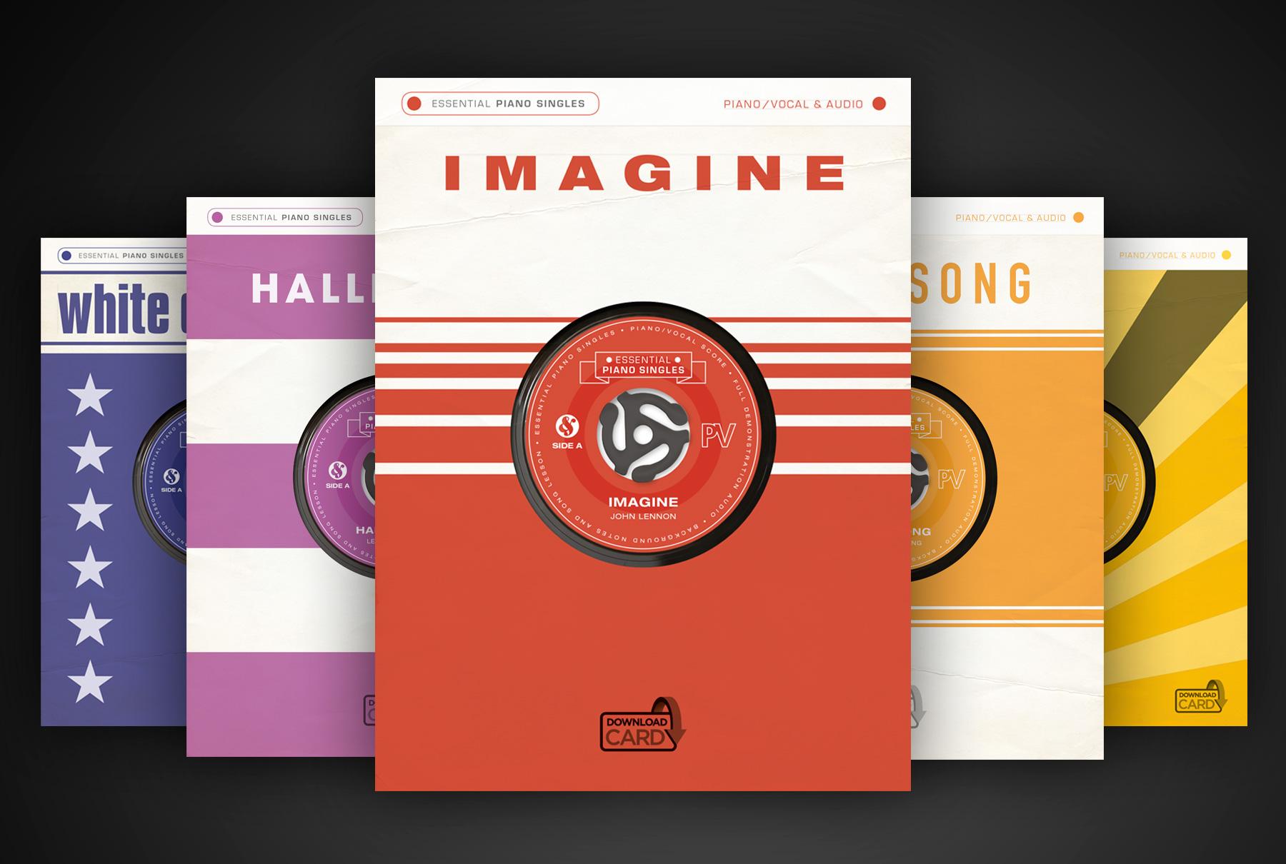 Record sleeve design