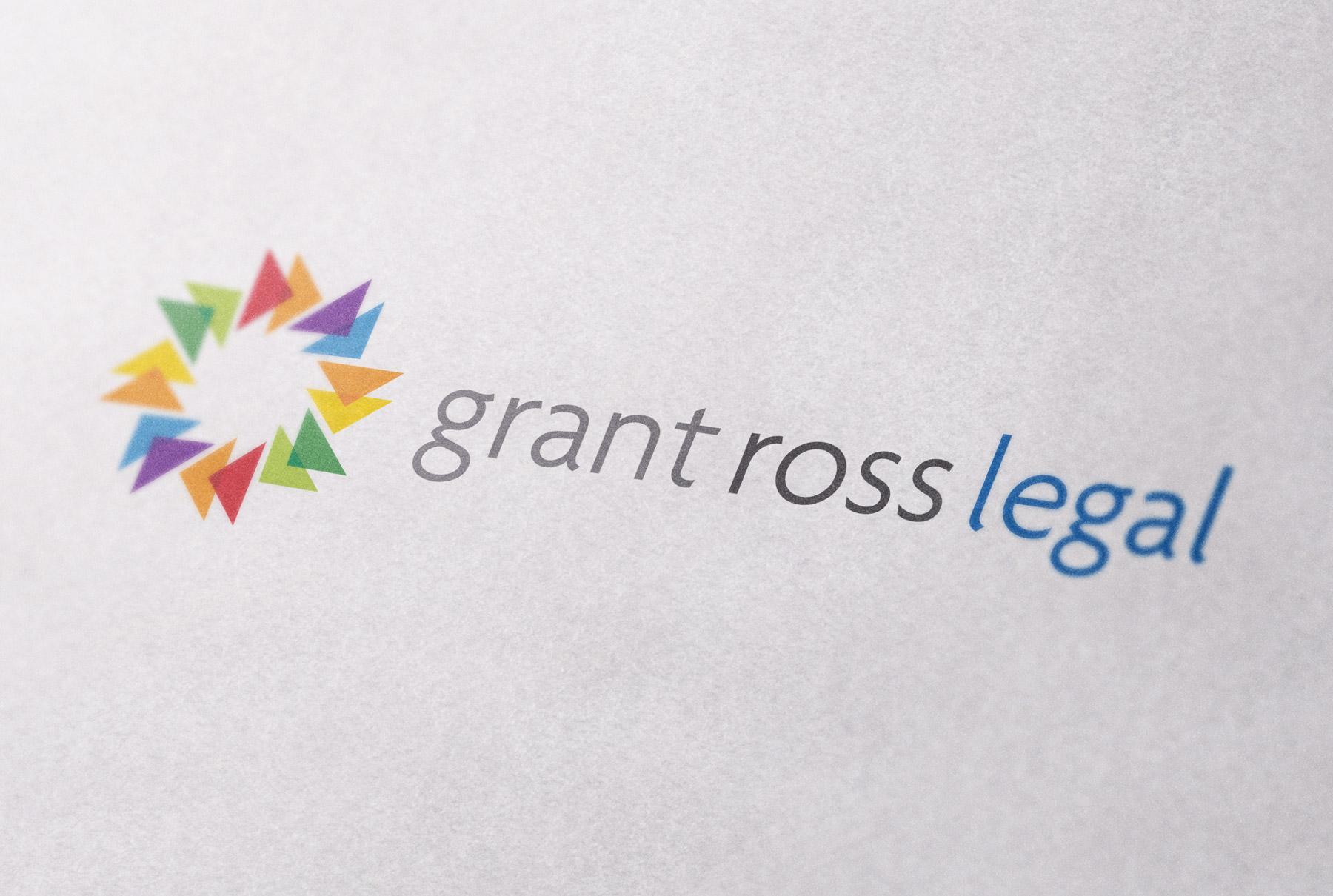 Grant Ross Legal Logo