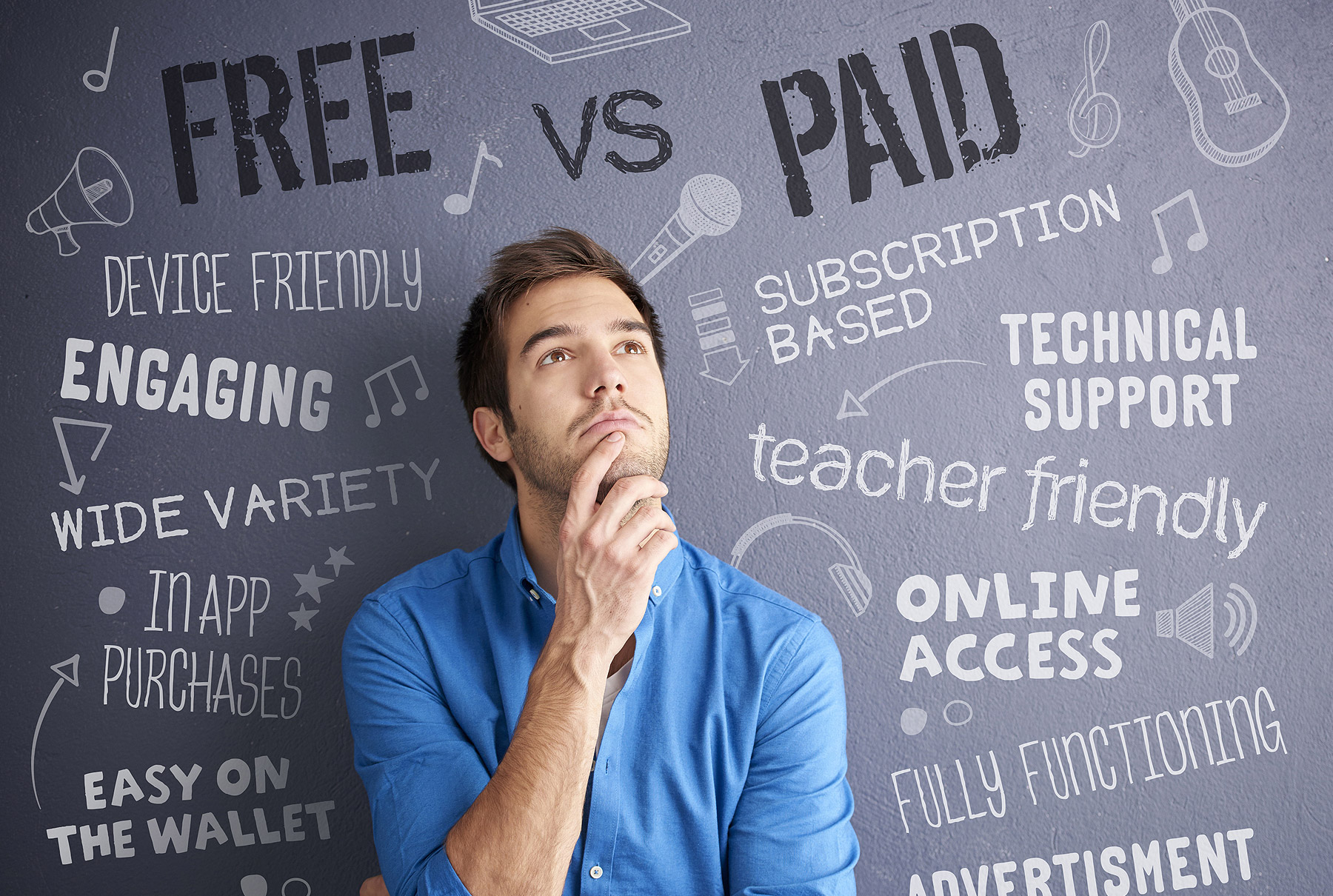 Free vs Paid
