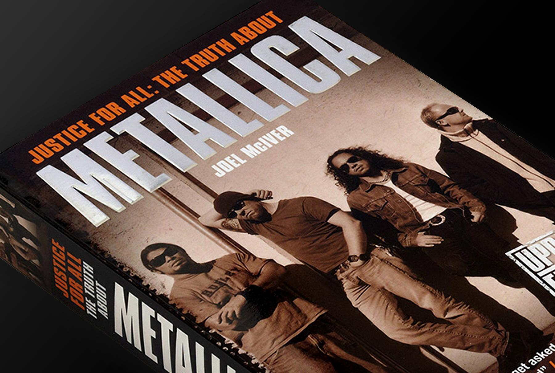 Metallica Cover Design