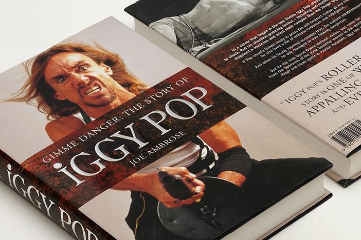 Iggy Pop Cover Design