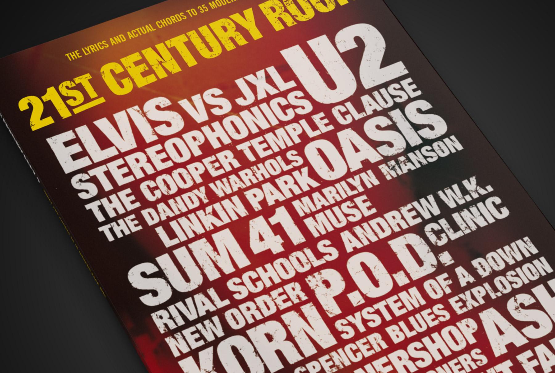 21st Century Rock book