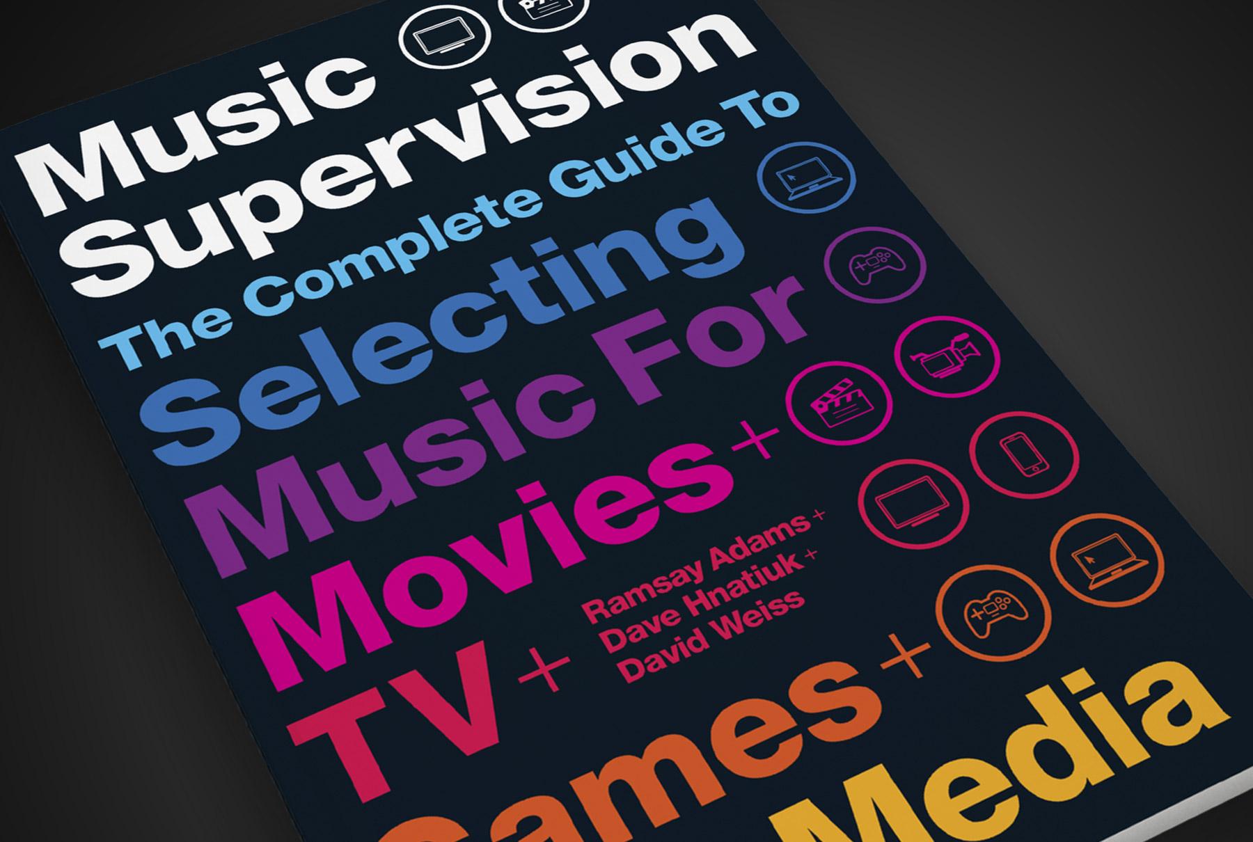 Music Supervision Cover Design