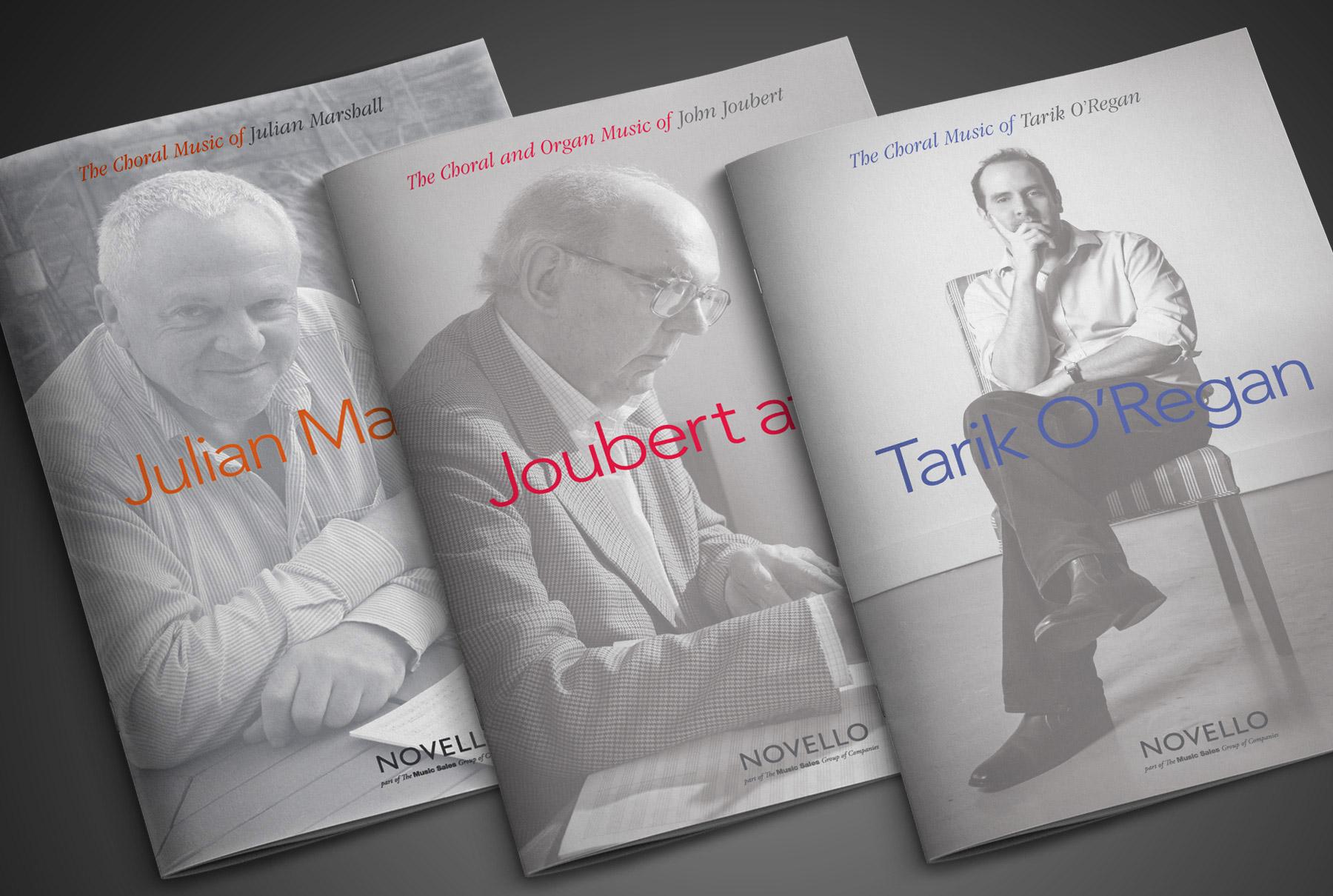 Novello Catalogues