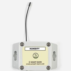 Smart Barn Humidity Sensor