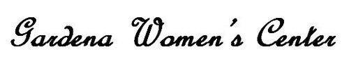 Gardena Women's Center script.JPG