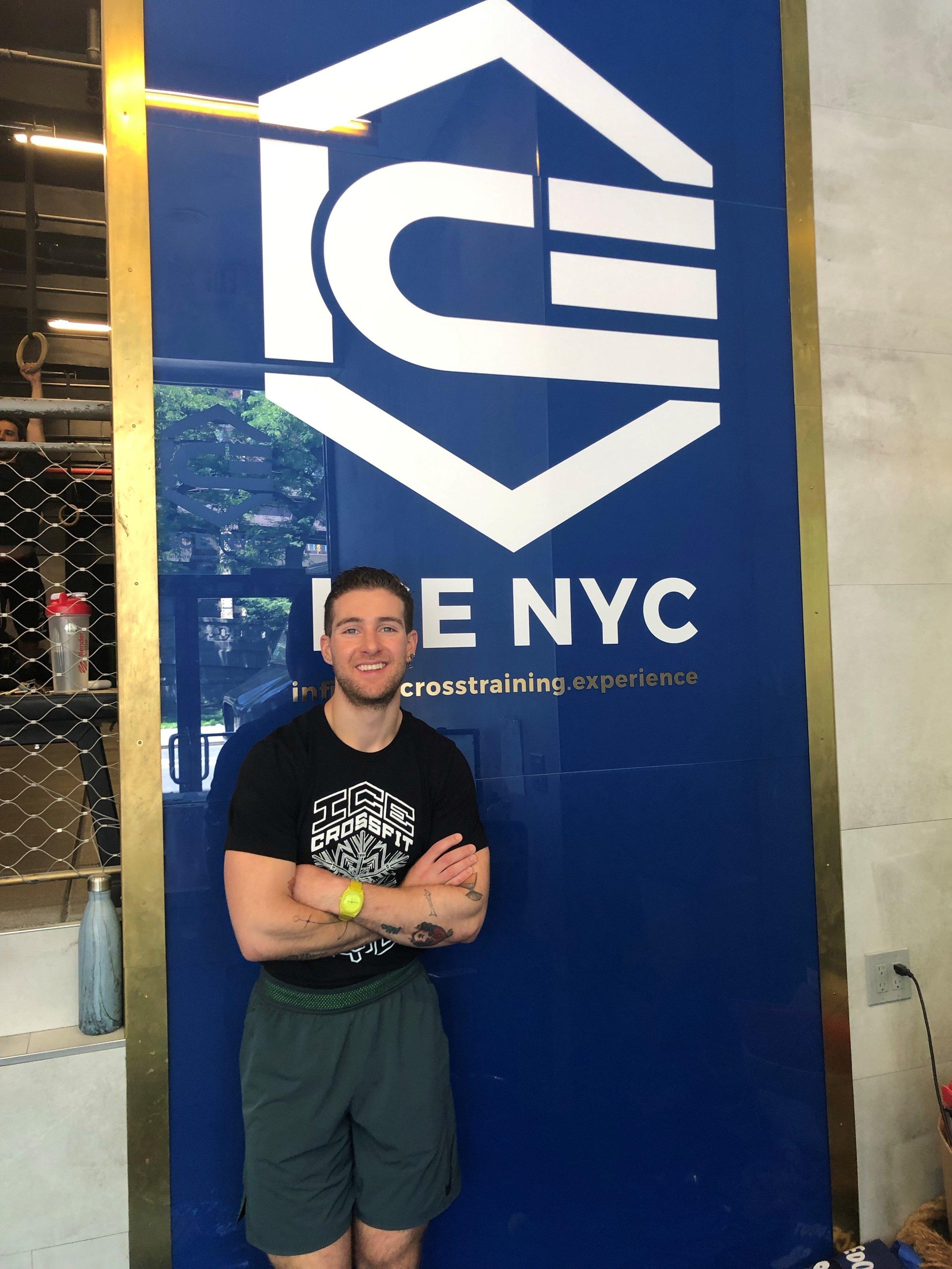 Chris Keyloun    HAIL-CYCLE CrossFit Coach
