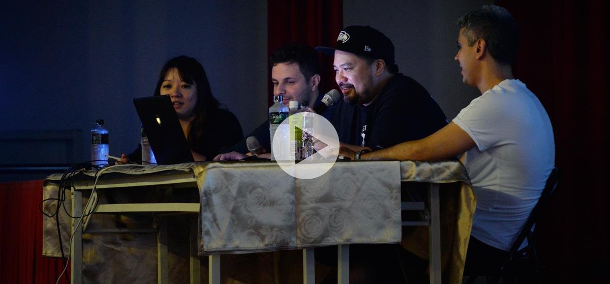 LiK:MeetUP Workshop 2016: Featuring Jama Jurabaev, Kekai Kotaki & Darek Zabrocki