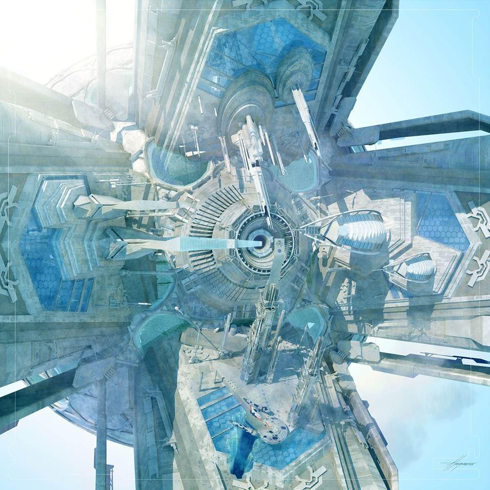Sean Hargreaves Star Trek Beyond Starbase Yorktown center concept art.jpg