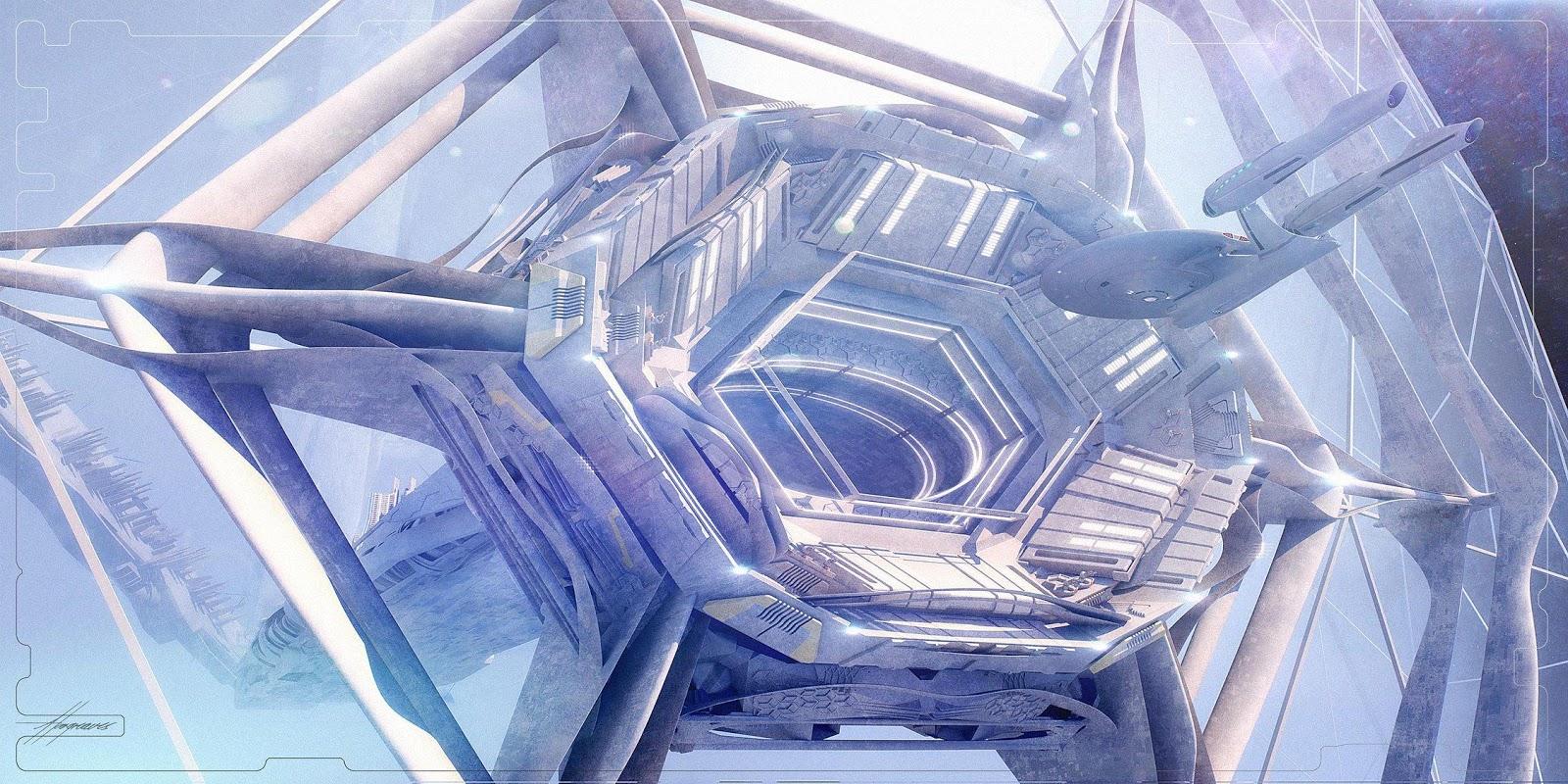 Sean Hargreaves Star Trek Beyond Starbase Yorktown doors concept art.jpg