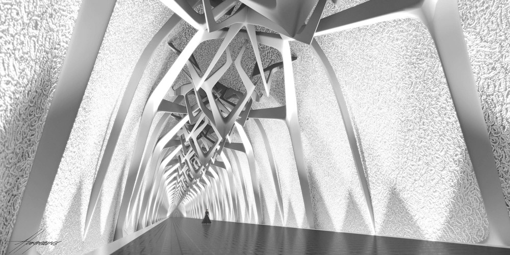 Spinal Tunnel by Sean Hargreaves