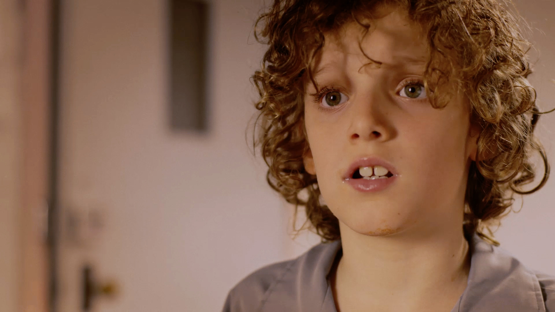Noah Wiseman playing Eddie