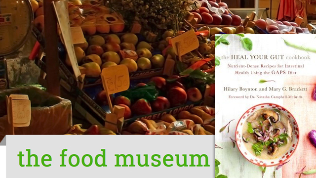 THE FOOD MUSEUM