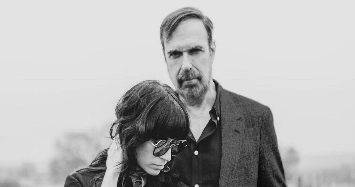 Jim Sclavunos & Nicole Atkins.